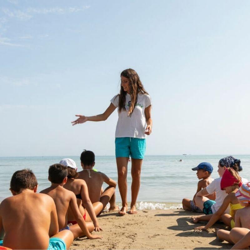Offerta vacanze mare con bambini all'hotel Cristallo di Giulianova