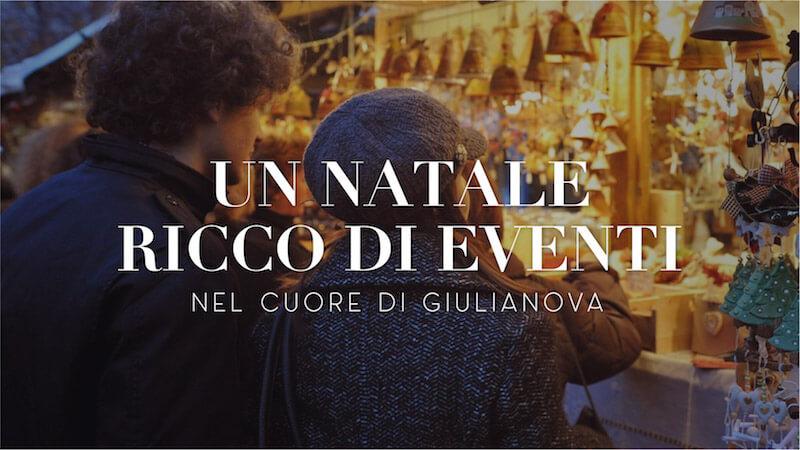 Natale a Giulianova tanti eventi e musica e spettacoli