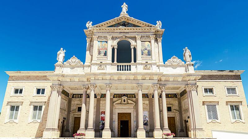 Il santuario si San Gabriele - Hotel Cristallo Giulianova